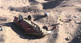 Mujer pierde la vida en accidente de transito