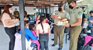 Rescatan a 31 extranjeros que se encontraban retenidos en Pozo Almonte